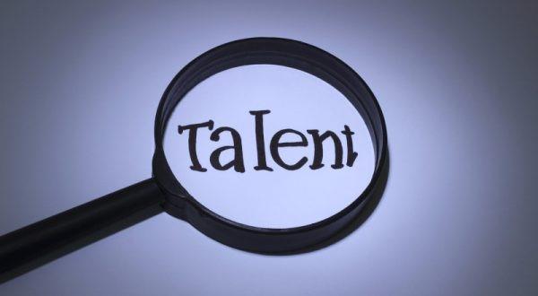 Talenten zoeken