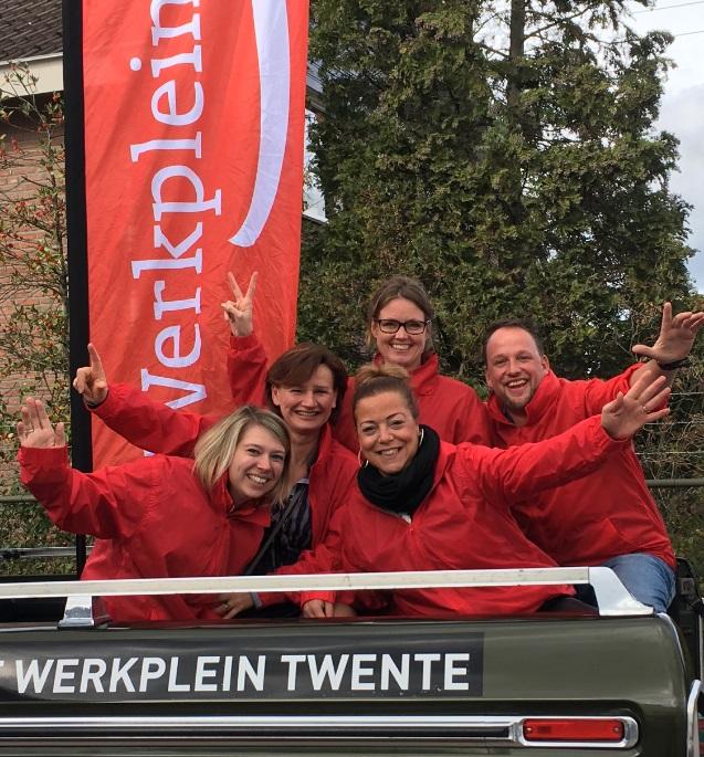 Team Werkplein Twente