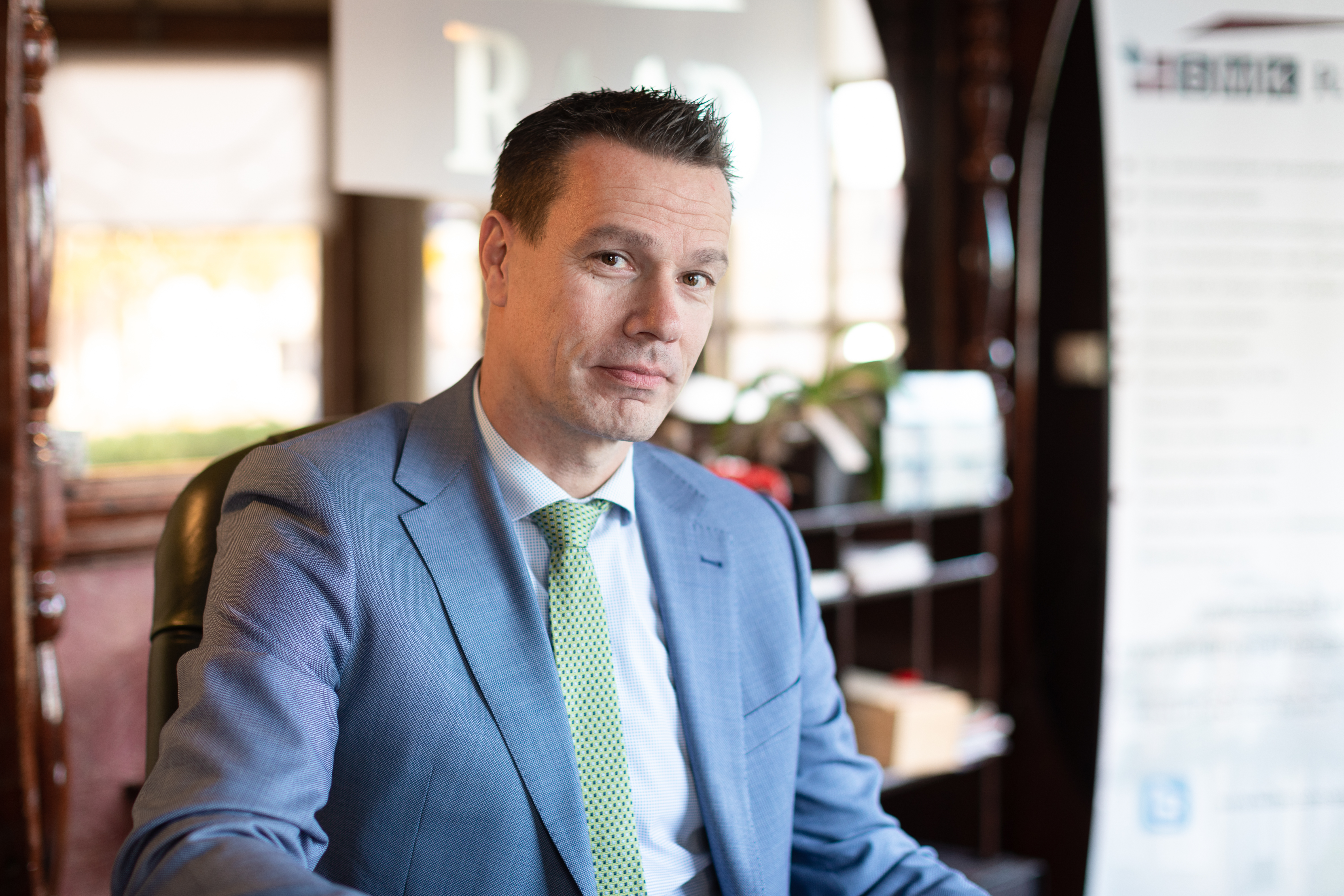 SKM Clemens Klappe