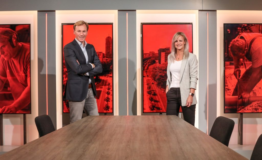 Werkplein TV - Ivo & Myrthe