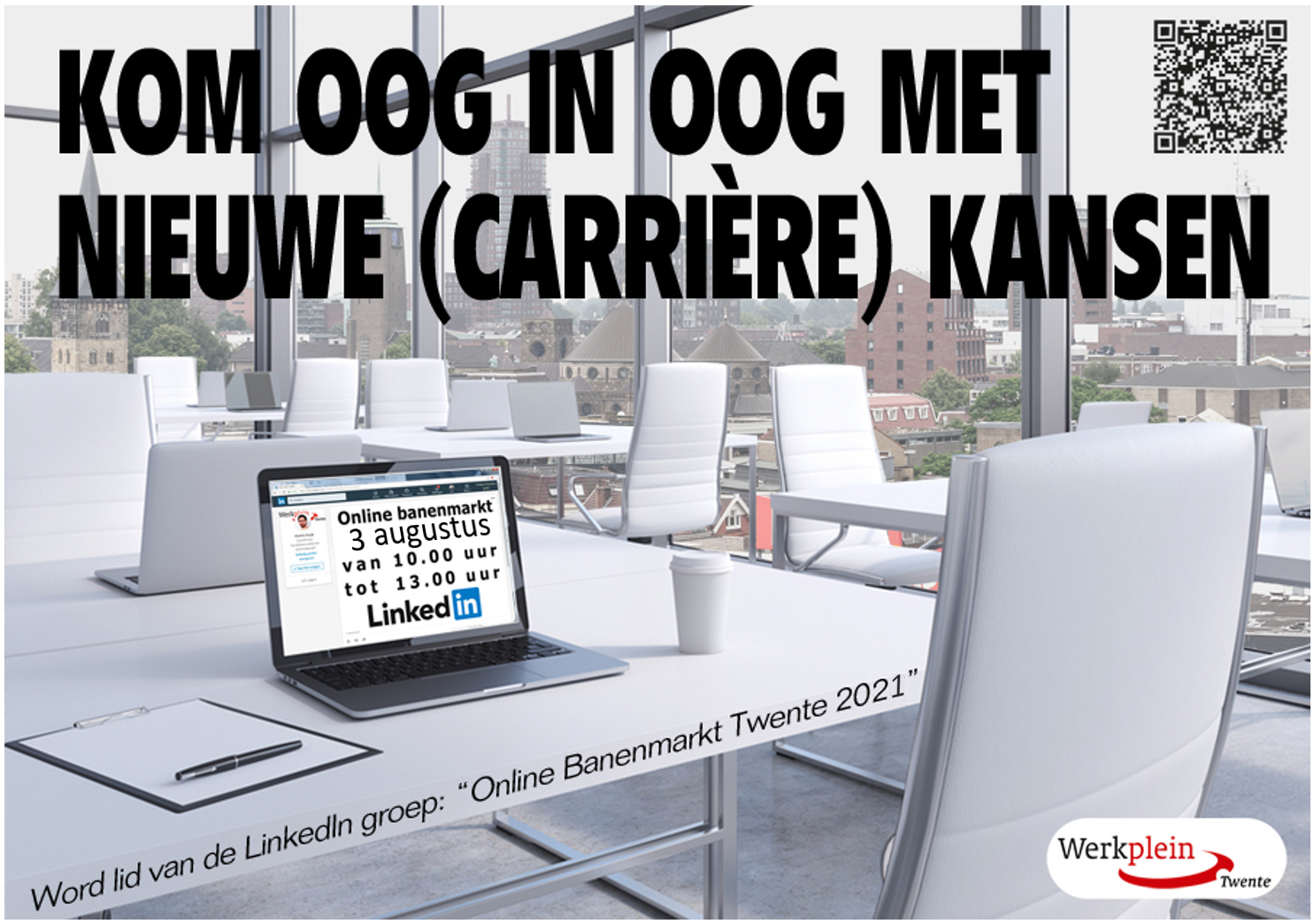 Online banenmarkt twente